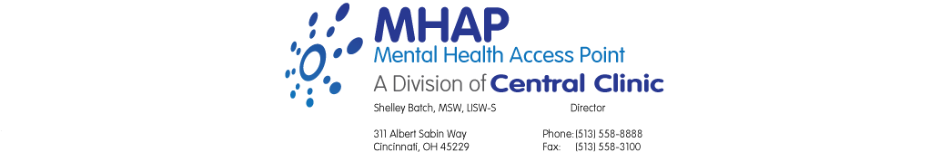 MHAP Logo